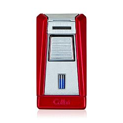 Colibri Stealth Red & Chrome Single Jet Flame
