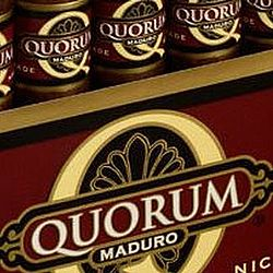 Quorum Maduro Double Gordo (box of 10)