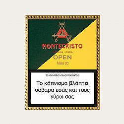 Montecristo Open Mini 20s