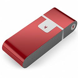 HF Barcelona Pocket Humidor Red