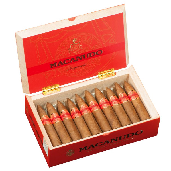 Macanudo Inspirado Petit Piramide (box of 20)