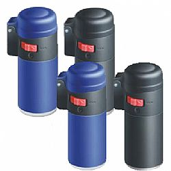 Zenga Flame Jet ZL-1 Rubberized Blue & Black (Pack Of 4)