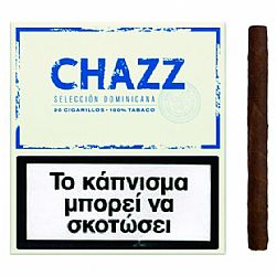 Chazz Cigarillos 20s