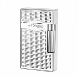 S.T. Dupont Silver Le Grand Lighter