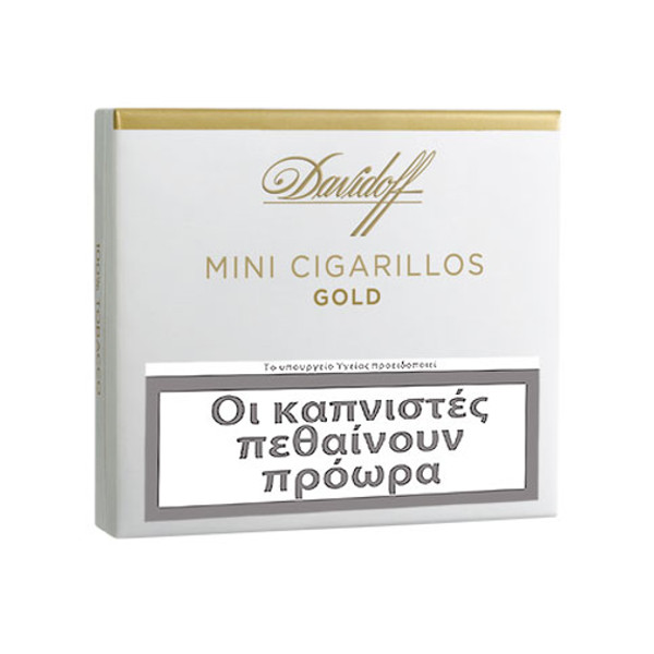 Davidoff mini Gold 20s
