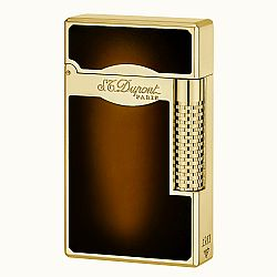 S.T. Dupont Sunburst Brown Le Grand Lighter