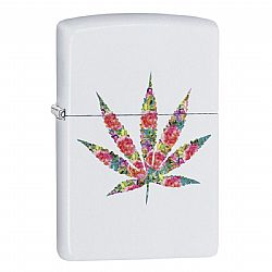 Zippo Floral Weed [29730]