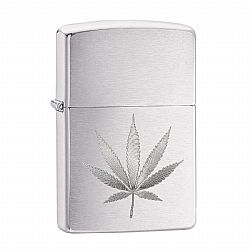 Zippo Engraved Leaf [29587]