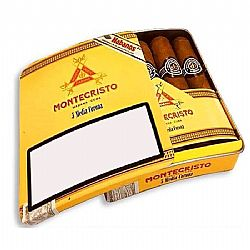 Montecristo Media Corona (Metallic Tin of 5)