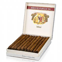 Romeo y Julieta Mini 20s