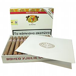 Romeo y Julieta Puritos 25s