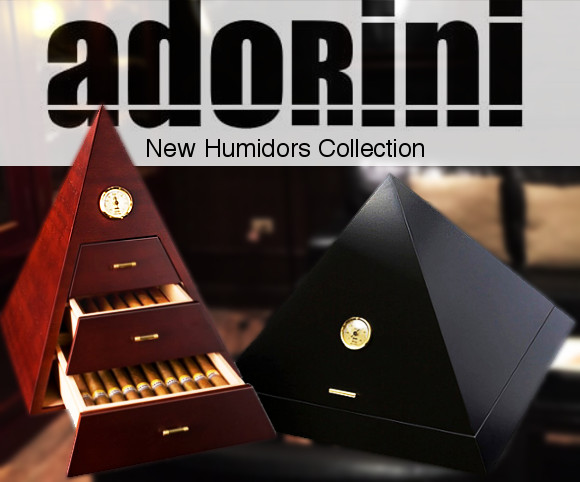 New Humidor Collection Adorini